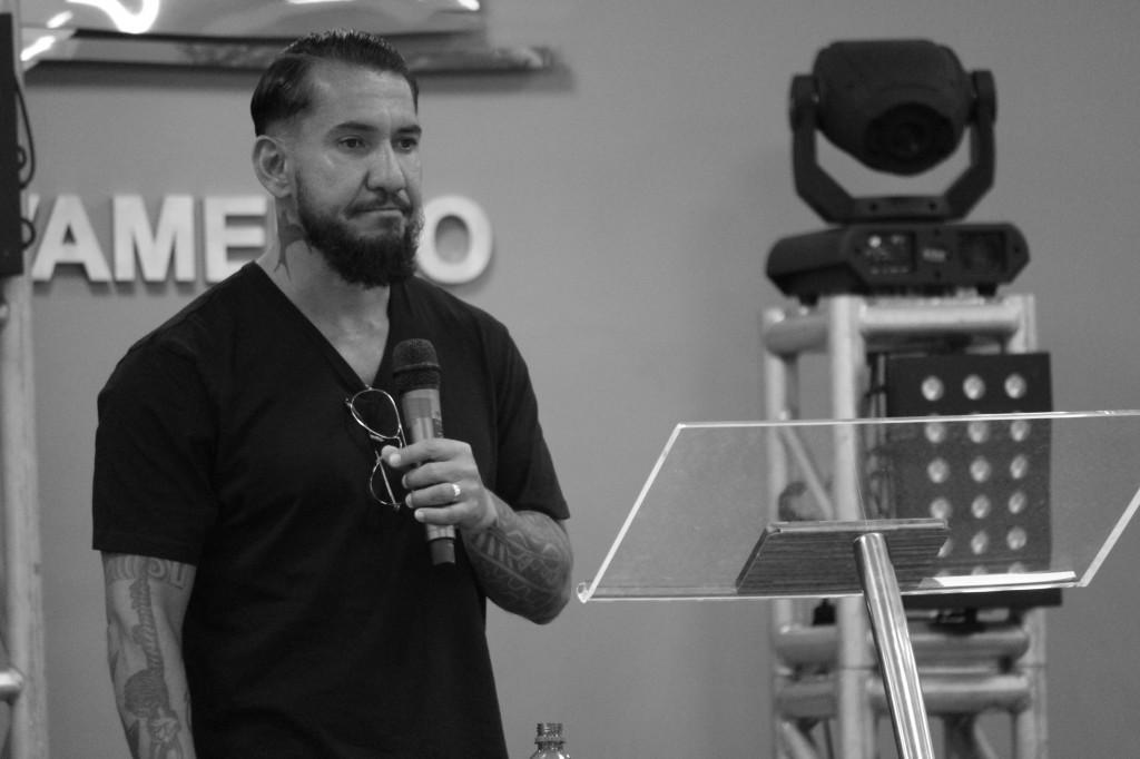Rodolfo Abrantes - Congresso de Jovens 2017