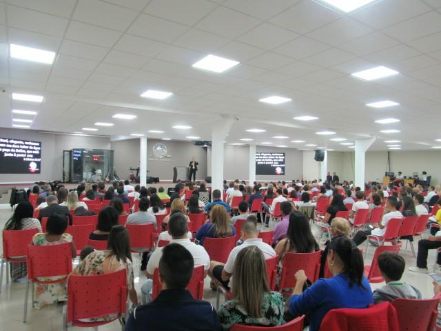Culto da Virada 2017-2018
