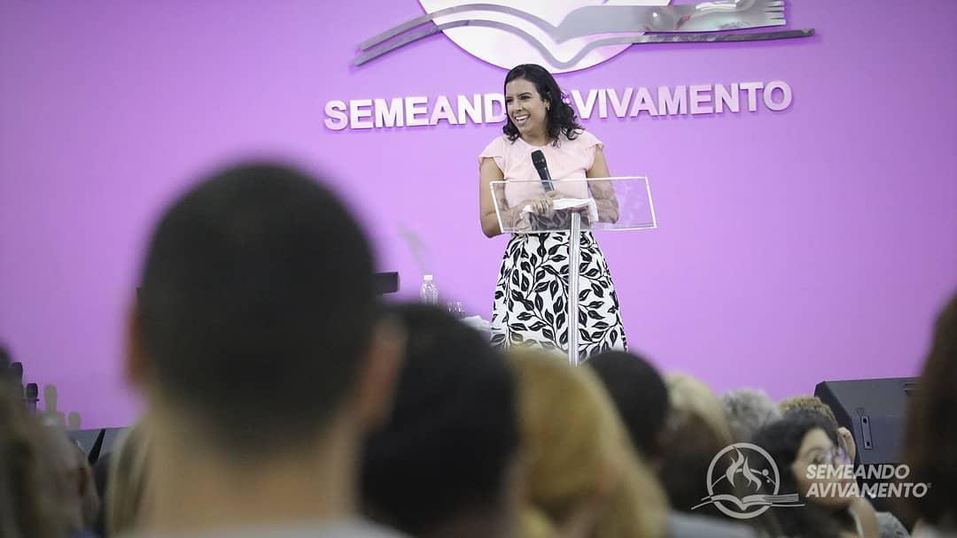 Profetizando 2019 - 5� Dia - Gabriela Lopes