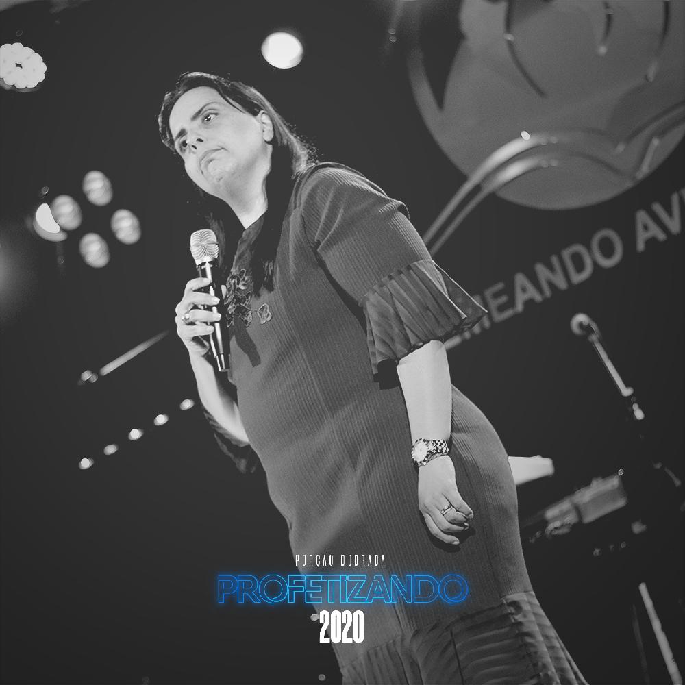Profetizando 2020 - Por��o Dobrada - Helena Raquel e Geraldo Guimar�es